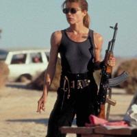 Terminator 6: Linda è pronta a vestire ancora una volta i panni di Sarah Connor
