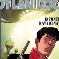 """Sergio Bonelli Editore presenta """"Dylan Dog. Incontri ravvicinati"""""""