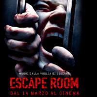 """Escape Room, guarda il film e ottieni lo sconto per """"fuggire"""" davvero"""