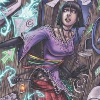 Cut-Up Publishing presenta ALICE DARK Volume 1