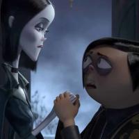 La famiglia Addams: il teaser trailer e il poster del film animato