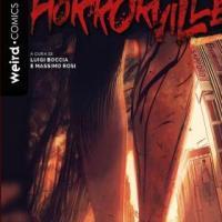 """Delos Comics presenta """"Horrorville – Racconti dalla foresta del suicidio"""""""