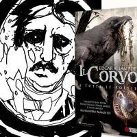 """Independent Legions presenta """"Il corvo e tutte le poesie"""""""