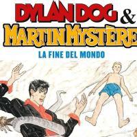 """Sergio Bonelli Editore presenta """"Dylan Dog & Martin Mystère. La fine del mondo"""""""