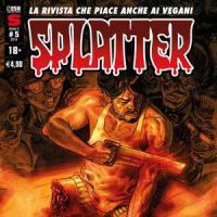 Splatter: il numero 5!