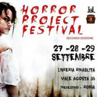Horror Project Festival: seconda edizione
