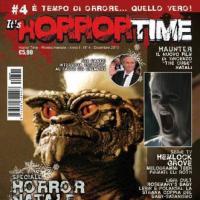 Horror Time: in arrivo il numero di Dicembre!