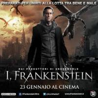 Horror Magazine ti regala I, Frankenstein!