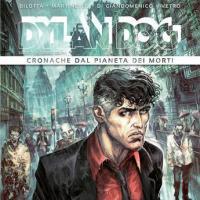 Dylan Dog - Cronache dal pianeta dei morti