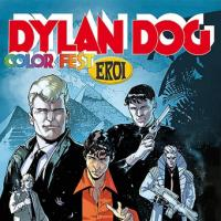Dylan Dog Color Fest n.12: Eroi!
