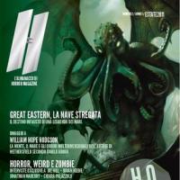 """""""H - L'almanacco di Horror Magazine"""" è tornato! Siete pronti a sfidare i segreti del mare?"""