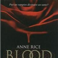 Blood. Il sangue di Anne Rice