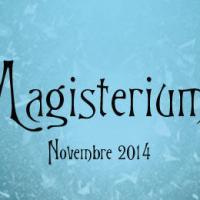 Magisterium: a novembre in tutte le librerie!