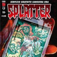 Splatter: il numero 6!