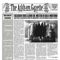 Orrori lovecraftiani in prima pagina