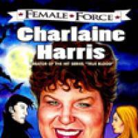 Charlaine Harris a fumetti