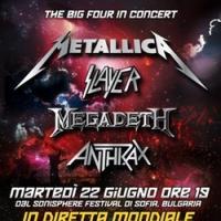 Boom per i fantastici 4 dell'heavy metal