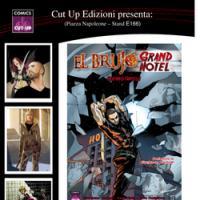 Presentazione di El Brujo a Lucca Comics & Games