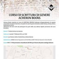 News da Acheron Books
