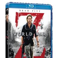 World War Z in DVD e Blu-ray!
